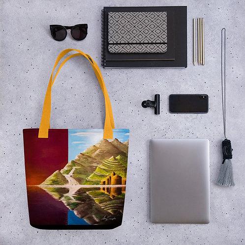 Bermuda- Tote bag