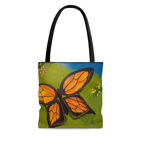Butterfly- Tote Bag