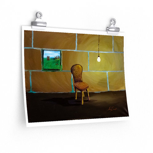 Chair- Poster
