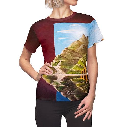 Bermuda- Women's AllOverPrint T-Shirt
