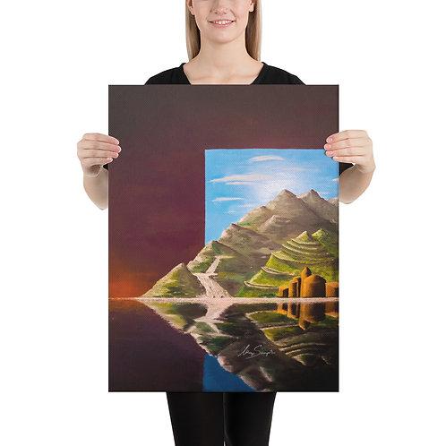 Bermuda- Premium Canvas