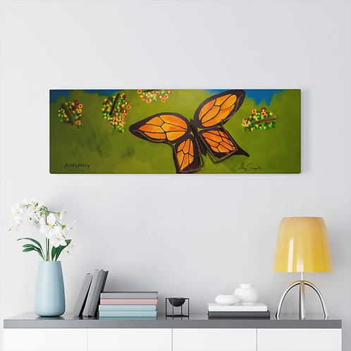 Butterfly- Gallery Canvas