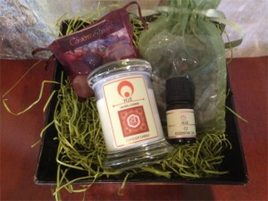 Meditation Bliss Basket