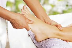 Foot Scrub Treatment