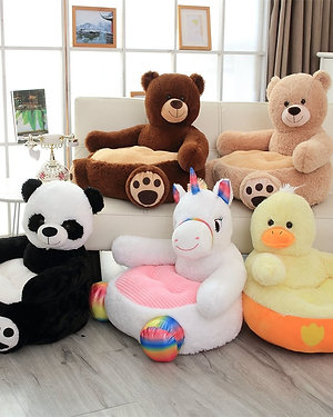Kids Animal Cuddle Chairs