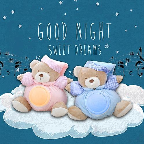 Teddy Bear Musical Night Light