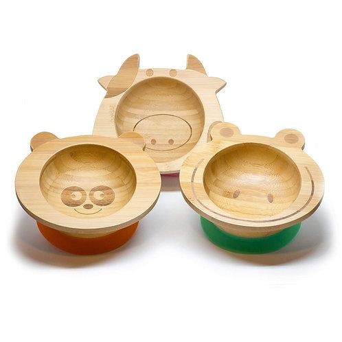 Bamboo Baby Plates / Bowls / Spoons