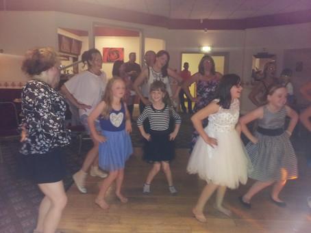 Kids Disco Parties in Culcheth