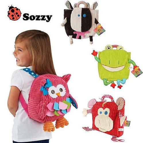 Cute Animal Plush Backpacks