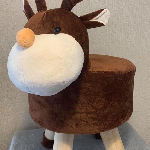 Reindeer Stool