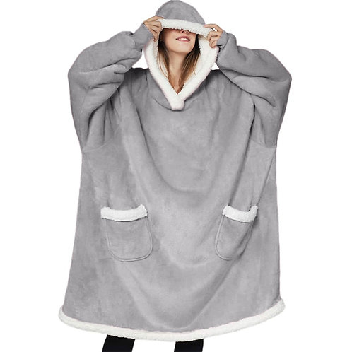 Oversized Hoodie Blankets (Adults)