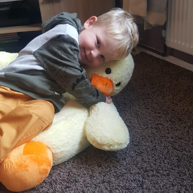 Ted's Duck