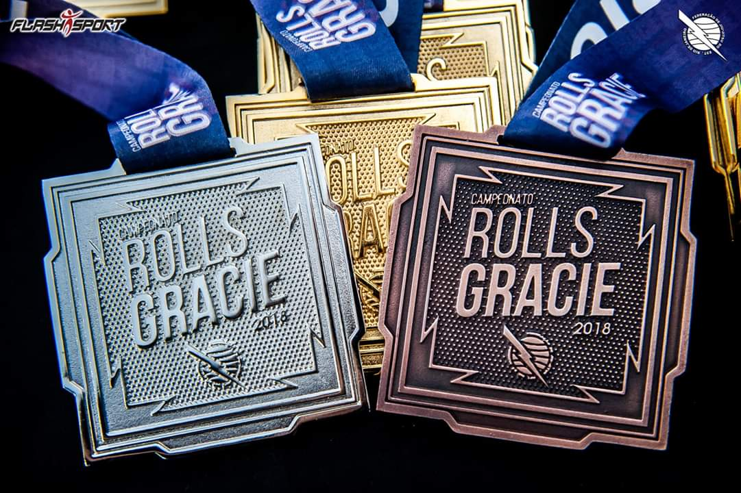Rolls Gracie 2018 FJJRIO