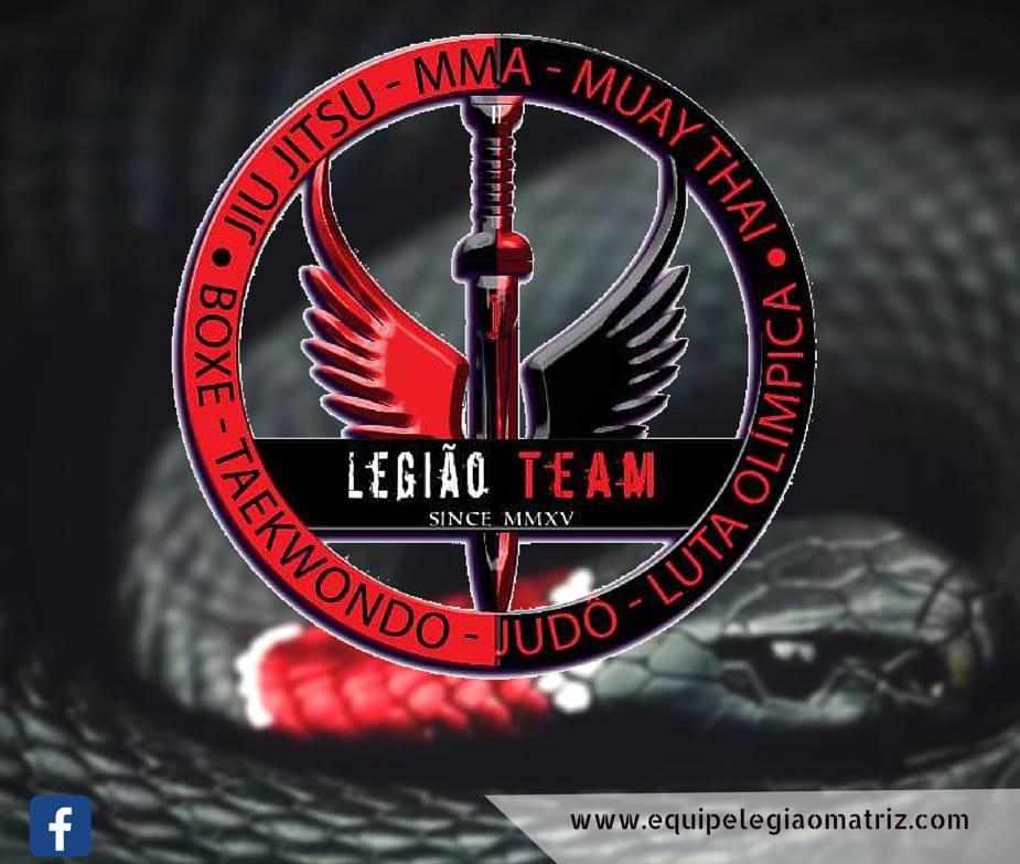 Brasão Oficial Legião Team
