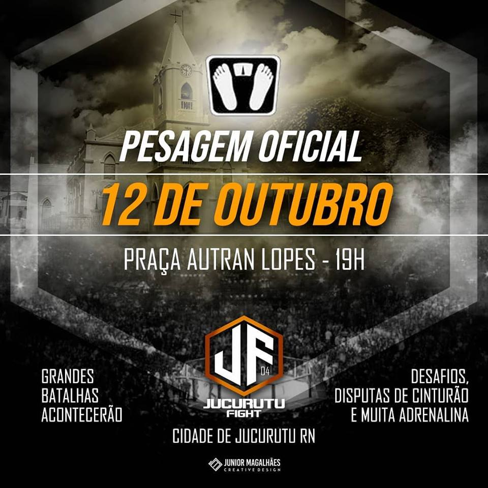JF Jurucutu FIGHT 13.10.2018