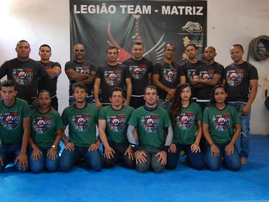 III COPA LEGIÃO TEAM 10.12.2017 NATAL-RN