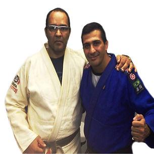 Professor Jalmir Ferreira e Legionário 01 Iranilson Lima