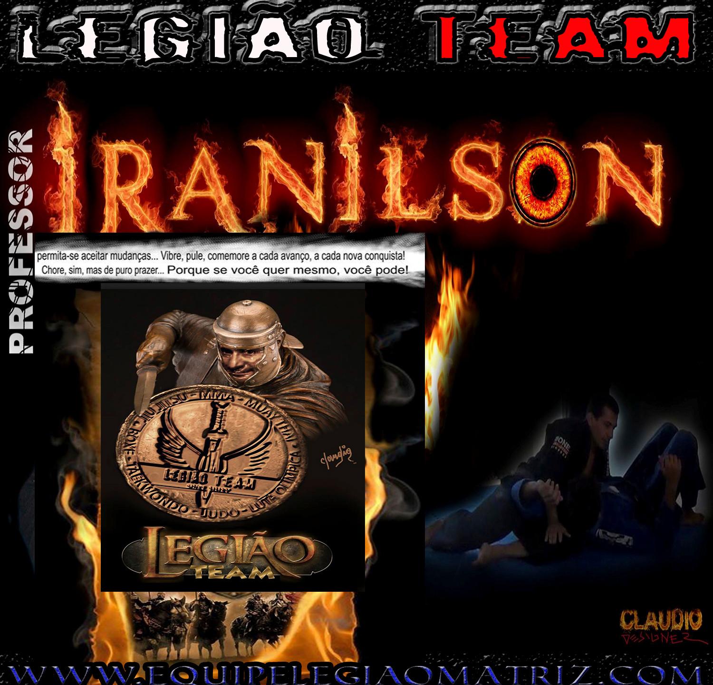 Iranilson LT 4cartaz