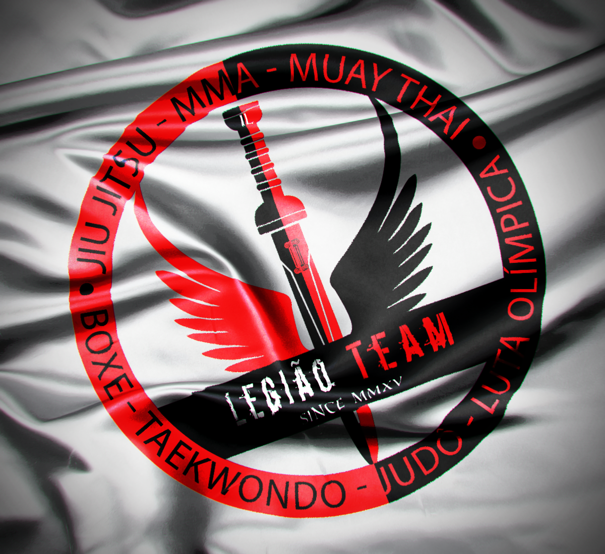 Bandeira Oficial Legião Team