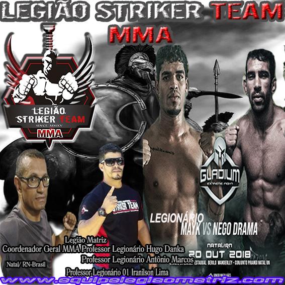 Legião Sttriker Team MMA
