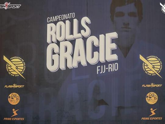 ROLLS GRACIE 2018 FJJRIO - RIO DE JANEIRO - RJ