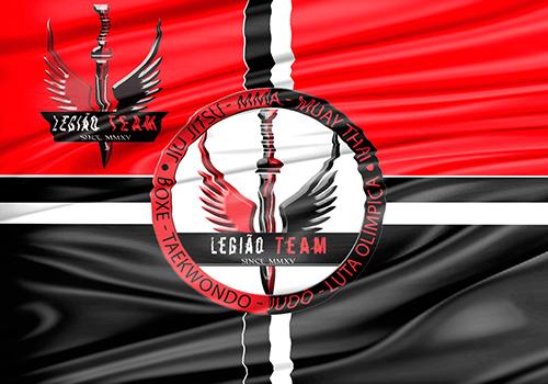 Bandeira Legião Team