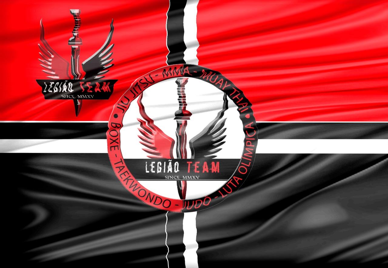 Bandeira_Legião_Team