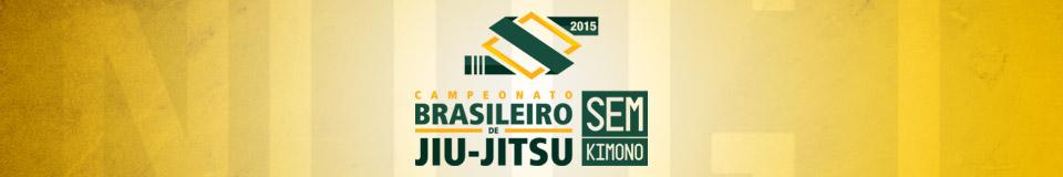 Brasileiro NOGI - CBJJ