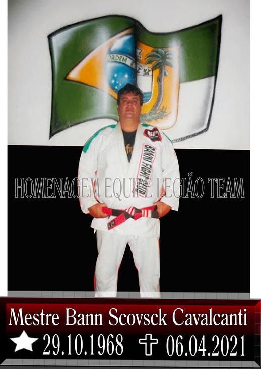 LEGIÃO TEAM MATRIZ - I (QG - HEADQUARTERS - PRETORIO)
