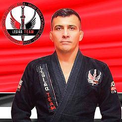Legionário 01 Iranilson Lima Oficial