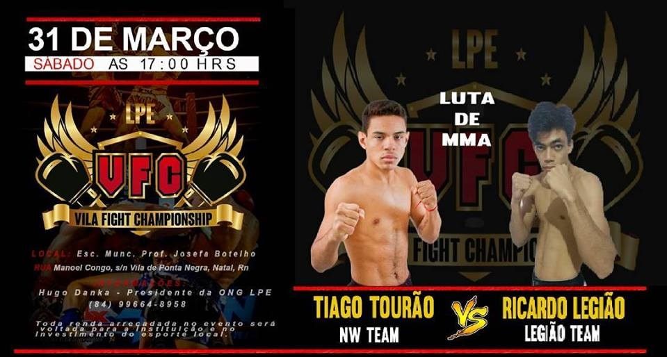 I VILA FIGHT SHAMPIONSHIP