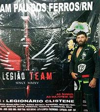 Professor Legionário Clistenes