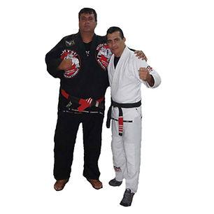 Mestre Banni Cavalcanti e Legionário 01 Iranilson Lima