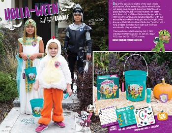 Holla-ween Children's Safety