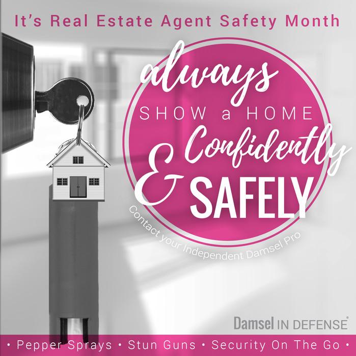 September - Realtor Safety Month