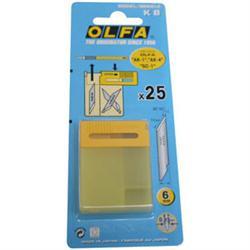 Roland Replacement Sheet Cut Blades - 25pk