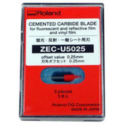 Roland 45 Degree Thick Material Blade, 5pk