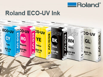 Roland ECO-UV 220ml Ink Cartridge