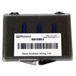 Roland 60 Degree Offset Blade, Single Blade