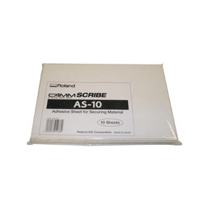 Adhesive Sheet Hold-down System (pack of 10)