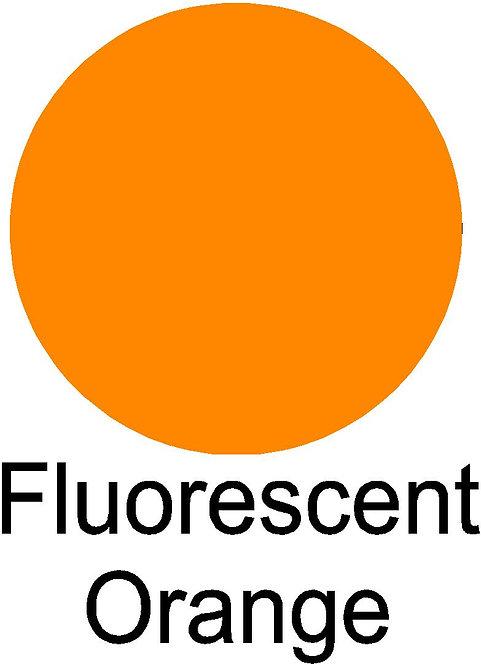 Fluorescent EasyWeed Orange