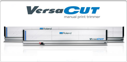 "VersaCut 68"" manual trimmer"