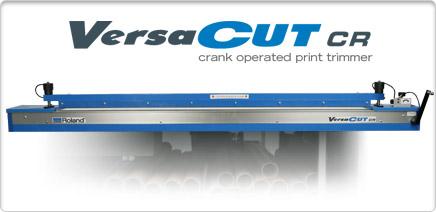 """VersaCut CR 72"""" crank operated"""