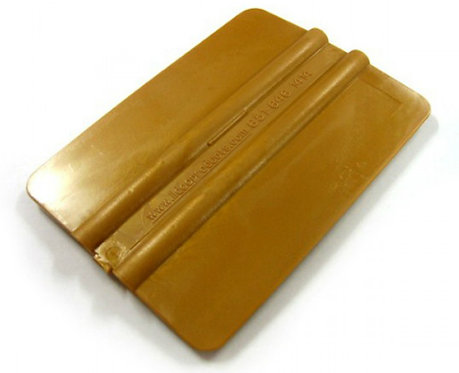 Squeegee - Gold Nylon