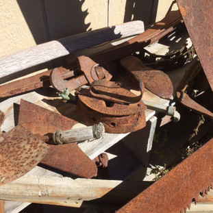More rusty bits