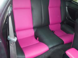 Ремонт обтяжки сидений авто