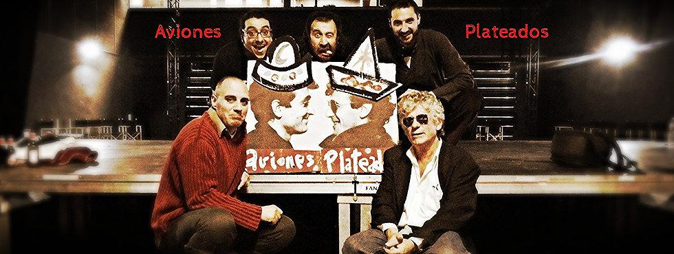 Aviones Palteados Tributo a El Último de la Fila Alicante