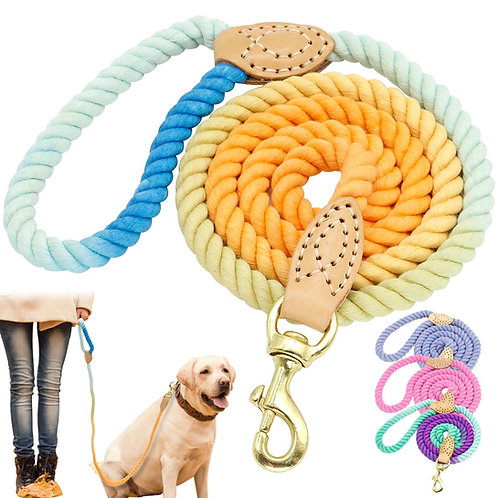 5ft rope leash