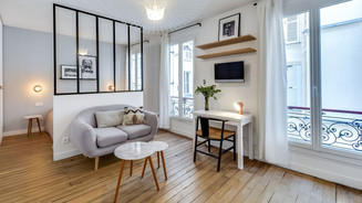 We like: Petit appartement, maxi-idées