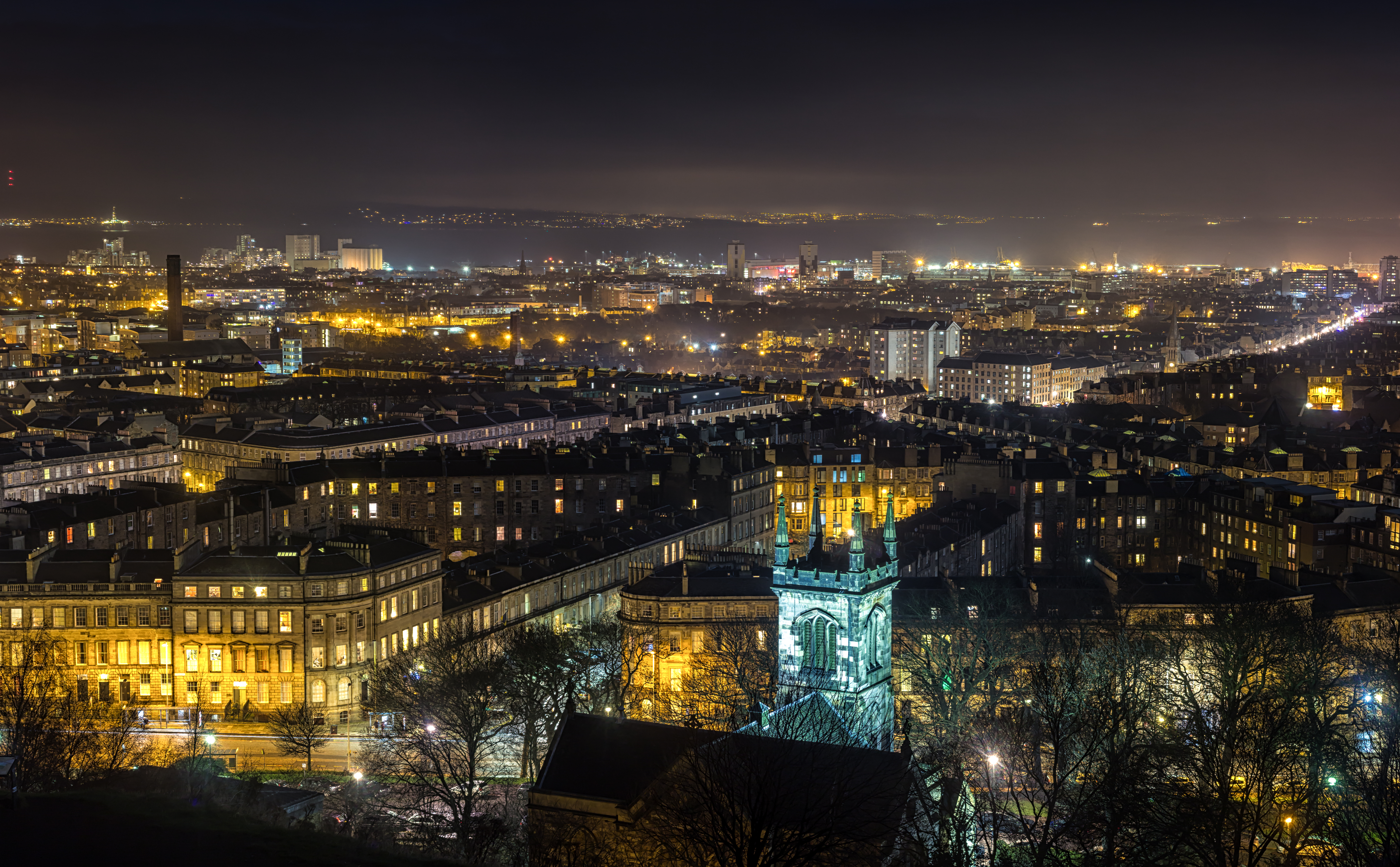 Leith by Night